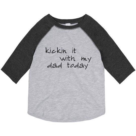 Kickin It with Dad