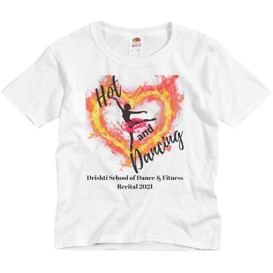 Kids 2021 Dance Recital Tshirt