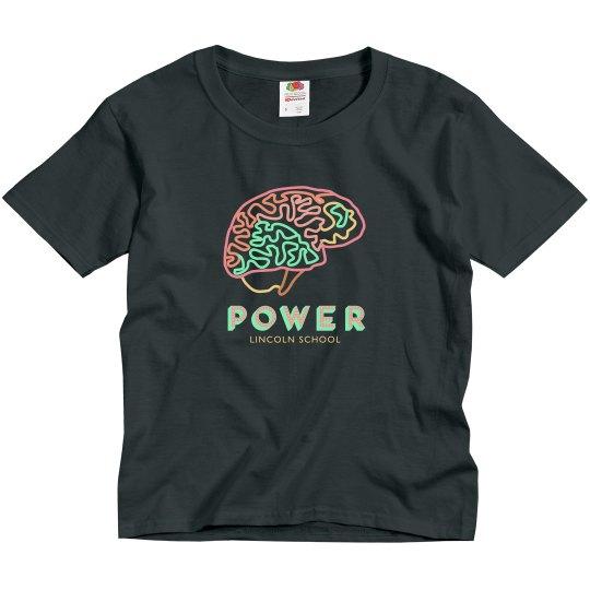 KIDS: Brain Power Tee 1