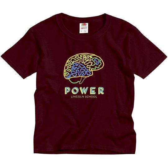 KIDS: Brain Power Tee 2