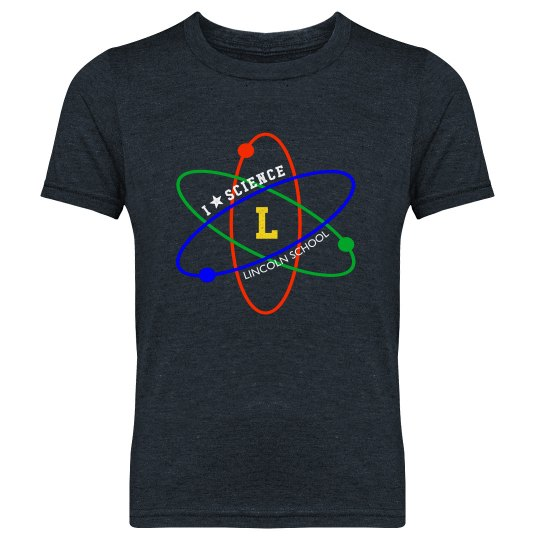 KIDS: Lincoln Love Science 2 Tee (more colors)