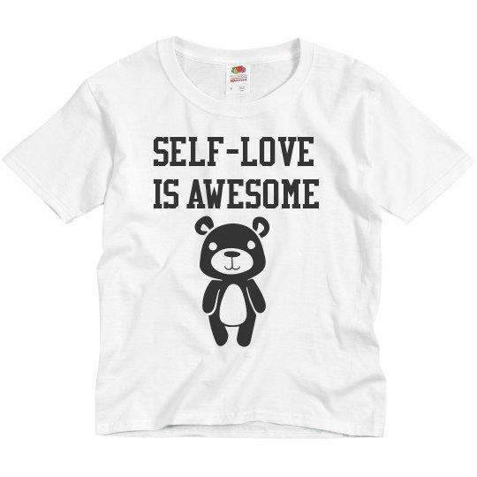 Kid's Self-Love T-shirt