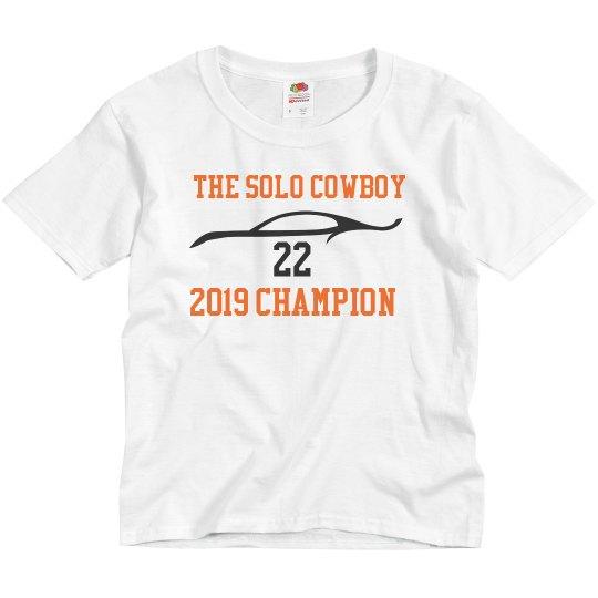 Kids Solo Cowboy