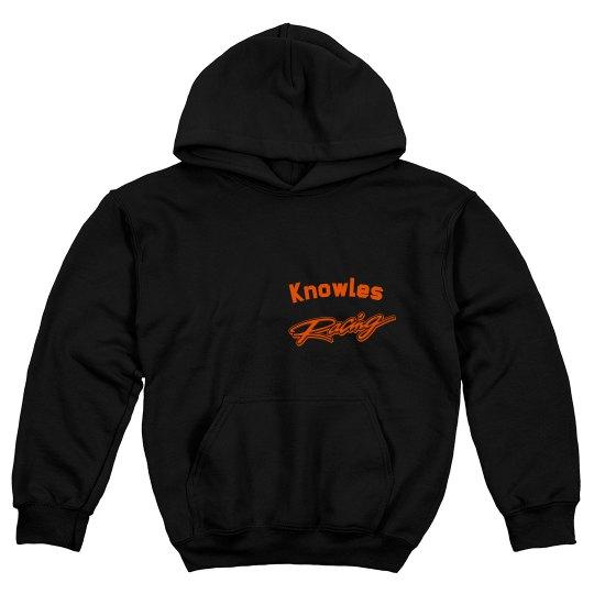 kids solo distancing hoodie