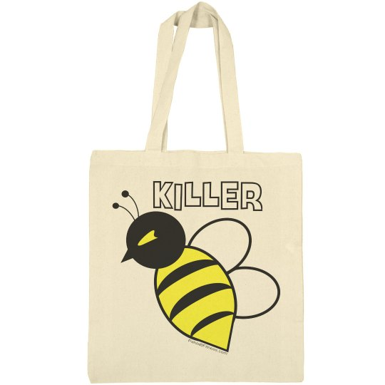 Killer B Tote Bag