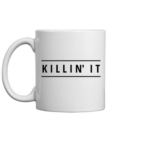 Killin' It Mug