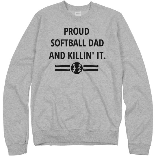 Killing It Softball Dad
