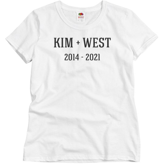 Kim And West