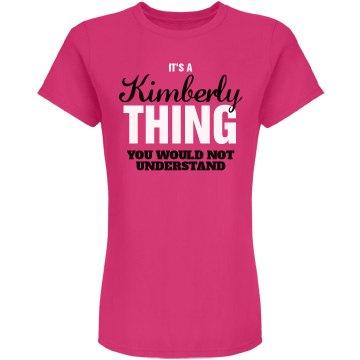 Kimberly Thing