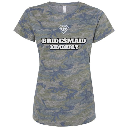 Kim's Bridesmaid