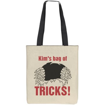Kim's Trick or Treat Bag