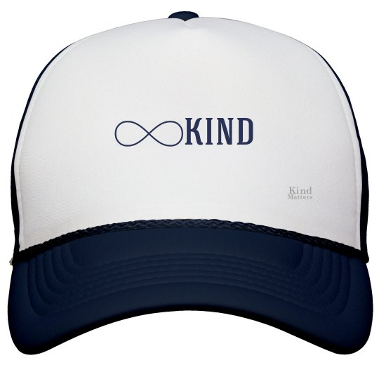 Kind infinity hat