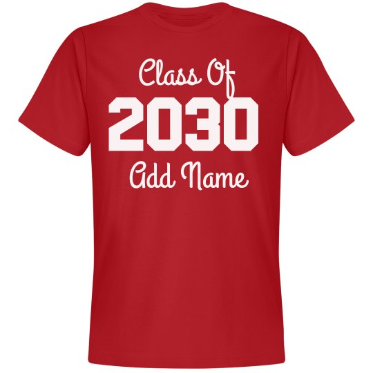 Kindergarten School Class of 2030