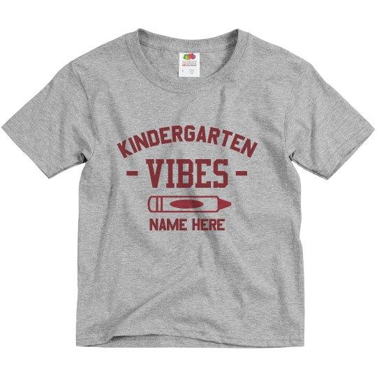 Kindergarten Vibes