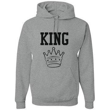 King Couple Shirt