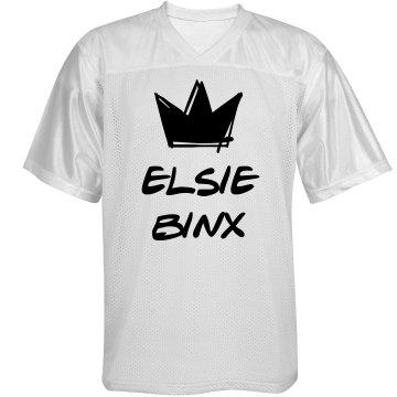 King EBX Unisex Jersey