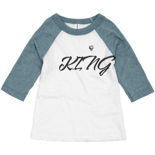 King Toddler Shirt