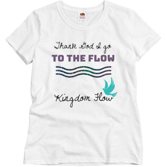 Kingdom Flow Women shirt