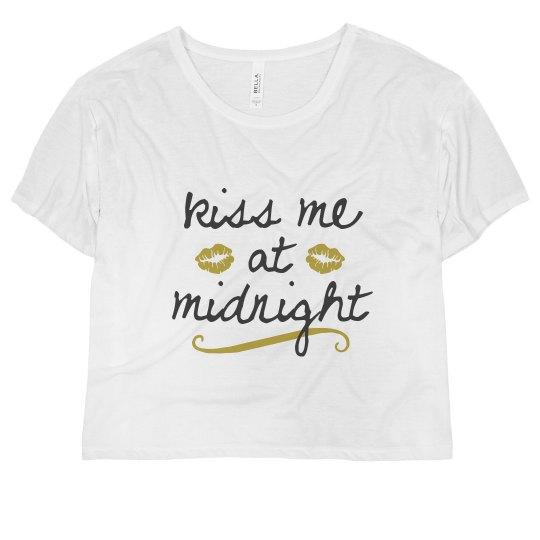 Kiss Me At Midnight Cutie