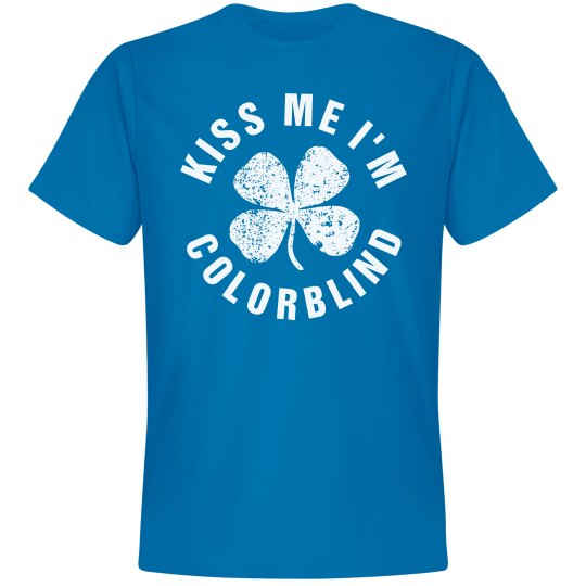 Kiss Me I'm Blue
