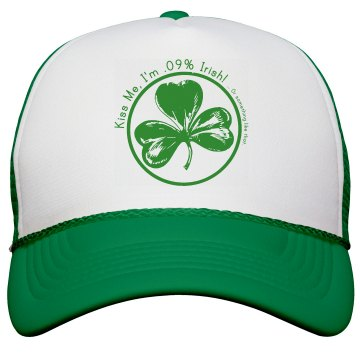 Kiss Me, I'm Part Irish