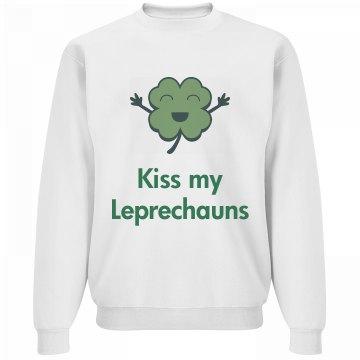Kiss my Leprechaun