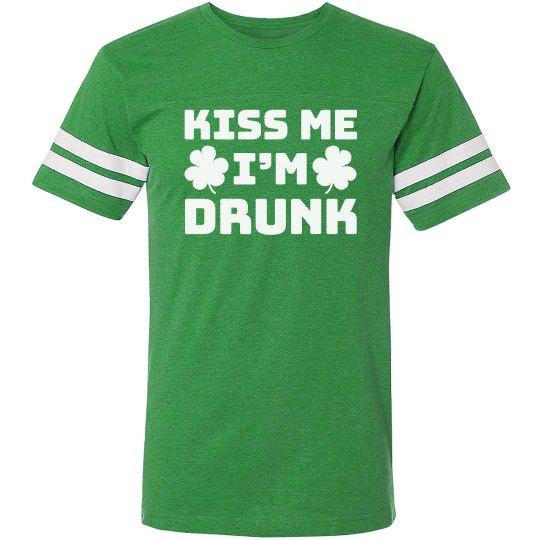 Kiss This Irish Drunk