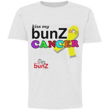 KissmybunZ CANCER kids T