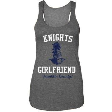 Knights Sports Girlfriend