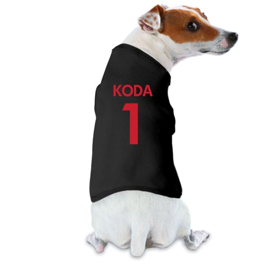 Koda The Dog Tank Top