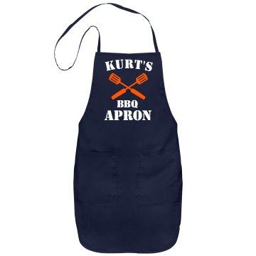 Kurt's BBQ Apron
