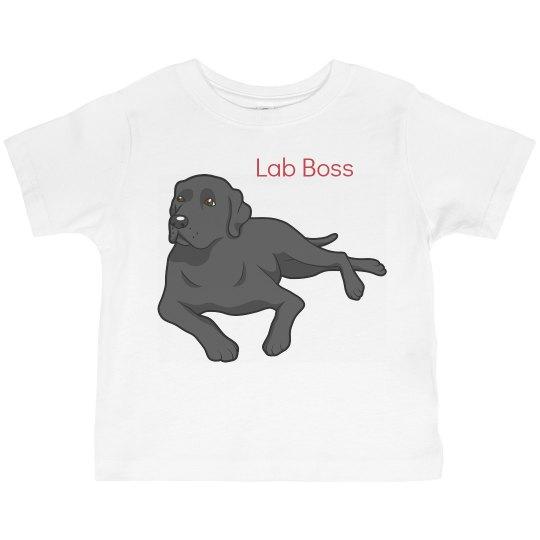 Lab Boss/ Kid Boss