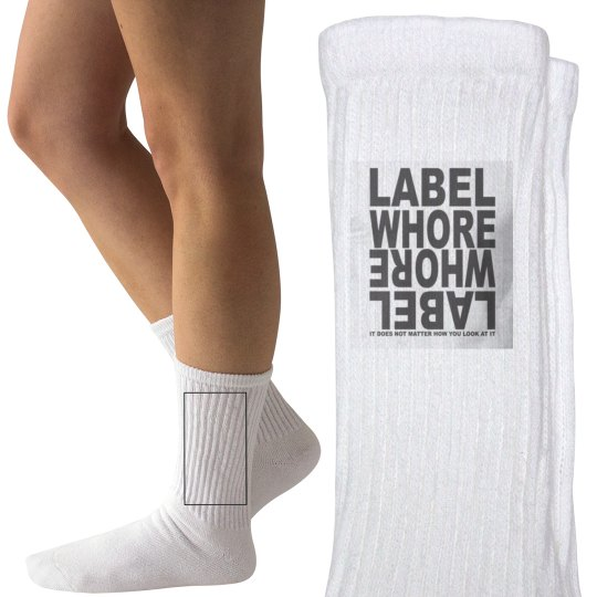 LABEL WHORE