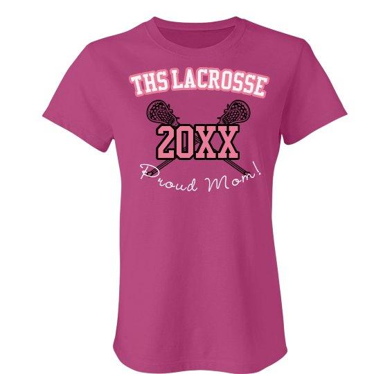 Lacrosse Mom w/ Back