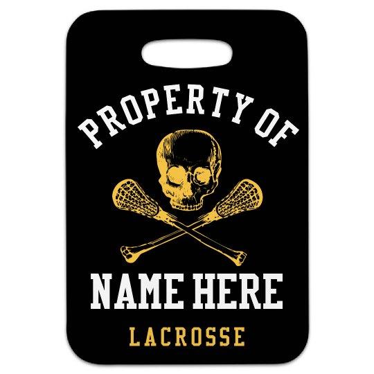 Lacrosse Property Of