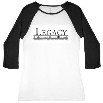 Ladies 3/4 - Legacy