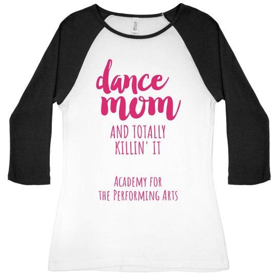 Ladies Dance Mom Killin It APA