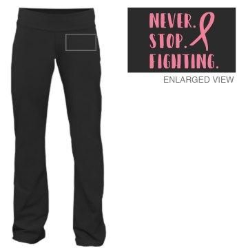 Ladies Fight Pants