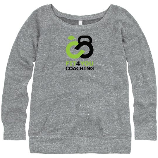 Ladies Fit4You Coaching Sweatshirt
