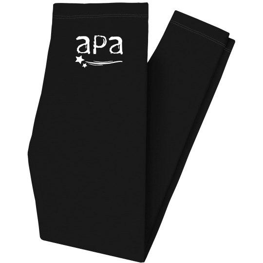 Ladies Personalized Leggings APA