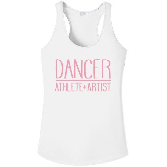 Ladies Racerback Dancer Tank
