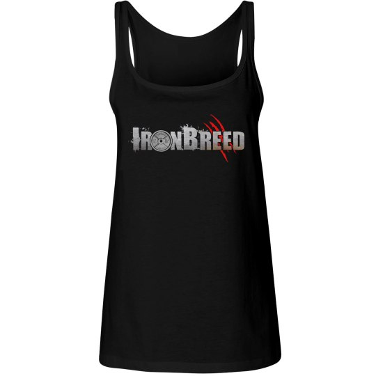 Ladies Relaxed Fit Basic Tank