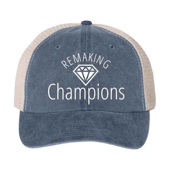 Ladies Remaking Champions Hat