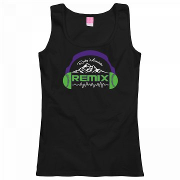 Ladies Remix Tank Top