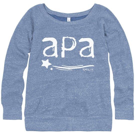 Ladies Sweatshirt APA