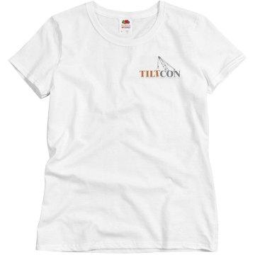 Ladies Tiltcon T