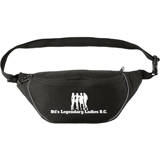 Lady Legends Fanny Pack - White