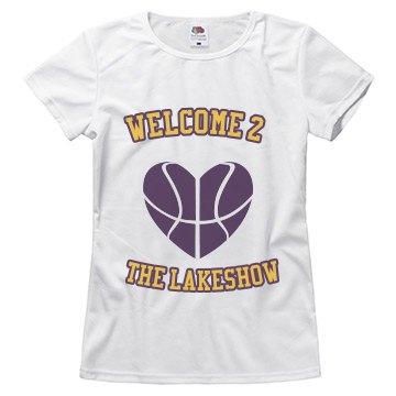 Lakeshow shirt