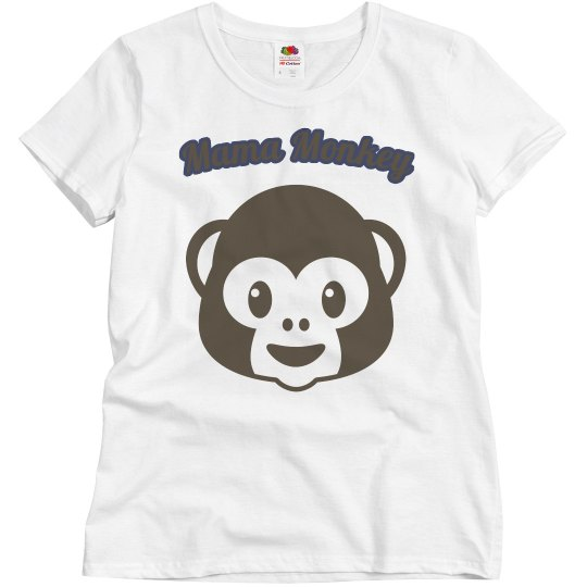 Lala monkey shirt