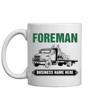 Landscape Crew Foreman